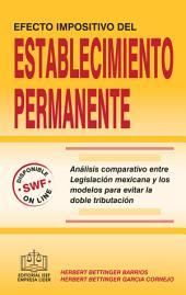 Efecto Impositivo del Establecimiento Permanente 2016