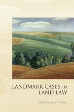 Landmark Cases in Land Law