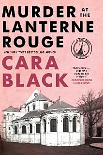 Murder at the Lanterne Rouge Book