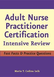 Adult Nurse Practitioner Certification Book PDF
