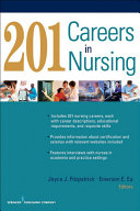 201 Careers in Nursing
