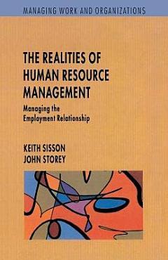 Realities Of Human Resource Management PDF