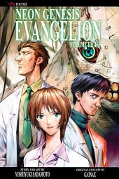 Neon Genesis Evangelion, Vol. 8: come now, let us make covenant, you and I