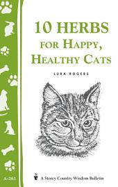 10 Herbs for a Happy, Healthy Cats