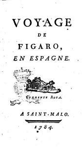 Voyage de Figaro, en Espagne