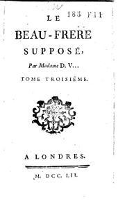 Lebeau-frère supposé: Volume2