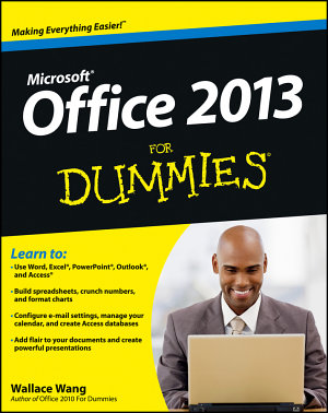 Office 2013 For Dummies PDF
