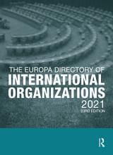 The Europa Directory of International Organizations 2021 PDF