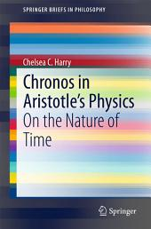 Chronos in Aristotle's Physics: On the Nature of Time
