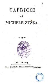 Capricci di Michele Zezza