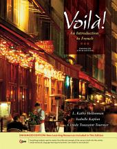 Voila! An Introduction to French, Enhanced: Edition 6