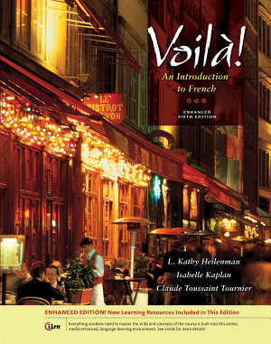Voila  An Introduction to French  Enhanced