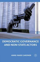 Democratic Governance and Non-State Actors