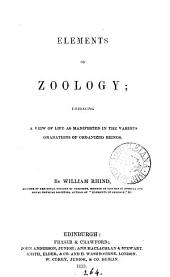 Elements of zoology