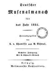 Deutscher Musenalmanach für das Jahr ...