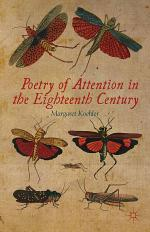 Poetry of Attention in the Eighteenth Century