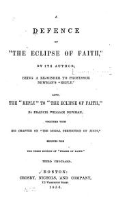 "A defence of ""The eclipse of faith"""