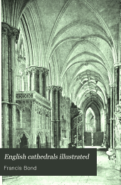 English cathedrals illustrated