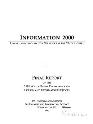 Information 2000 PDF