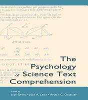 The Psychology of Science Text Comprehension PDF