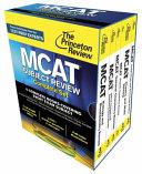 Princeton Review Mcat Subject Review Complete Set Book PDF