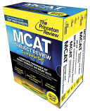 Princeton Review MCAT Subject Review Complete Set Book