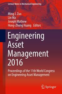 Engineering Asset Management 2016