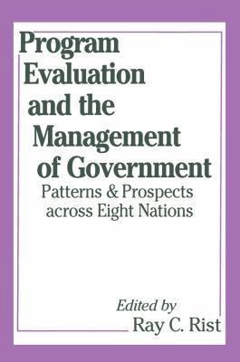 Program Evaluation and the Management of Government PDF