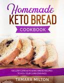 Homemade Keto Bread Cookbook PDF