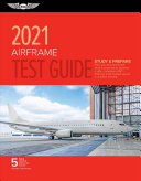 Airframe Test Guide 2021