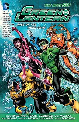 Green Lantern  Rise of the Third Army  The New 52  PDF