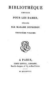 Bibliothèque choisie pour les dames: Volume3