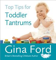 Top Tips for Toddler Tantrums PDF