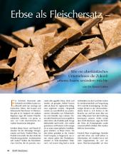 Fleischlos – die Zukunft unseres Essens: ECHT Oberfranken - Ausgabe 46