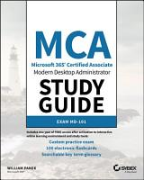 MCA Modern Desktop Administrator Study Guide PDF