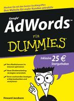 AdWords f  r Dummies PDF