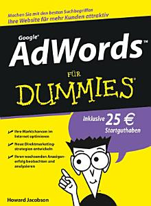 AdWords f  r Dummies PDF