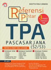 Referensi Pintar TPA Pascasarjana (S2/S3): Materi & Paket Soal Latihan