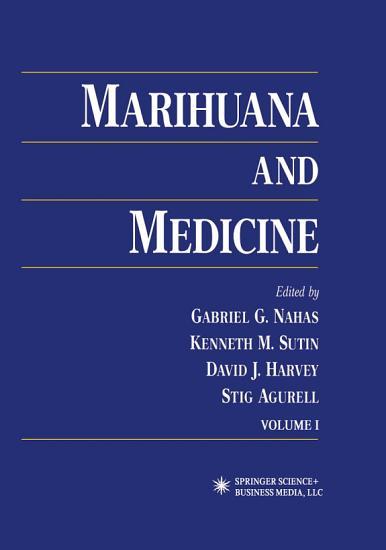 Marihuana and Medicine PDF