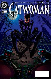 Catwoman (1994-) #71
