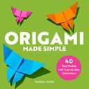 Origami Made Simple PDF