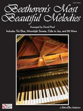 Beethoven's Most Beautiful Melodies (Songbook)