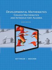 Developmental Mathematics: Edition 9