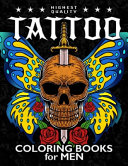 Tattoo Coloring Book for Men PDF
