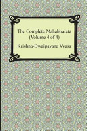 The Complete Mahabharata  Volume 4 of 4  Books 13 to 18  PDF