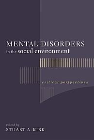 Mental Disorders in the Social Environment PDF