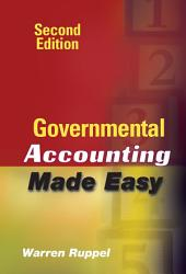 Governmental Accounting Made Easy Book PDF