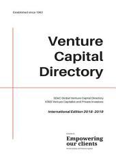 SDeC Global Venture Capital Directory: 4300 Venture Capitalist and Private Investors