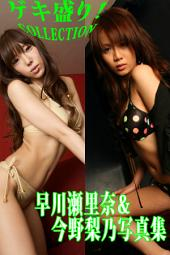 ゲキ盛り!Collection!早川瀬里奈&今野梨乃写真集(Japanese Girls in Bikini): キレイなお姉さんはお好きですか?