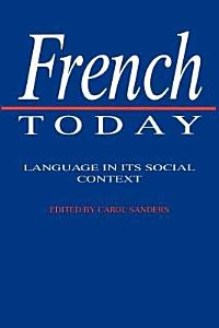 French Today Book